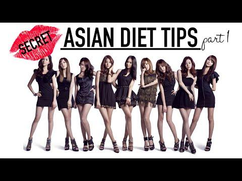 Asian Diet Secrets Part 1 ♥ Wengie ♥ Diet Plan ♥ Lose Weight ♥ Diet Tips and Nutrition