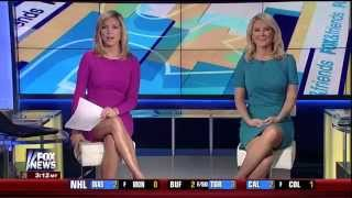 Ainsley Earhardt & Heather Childers 09-29-14