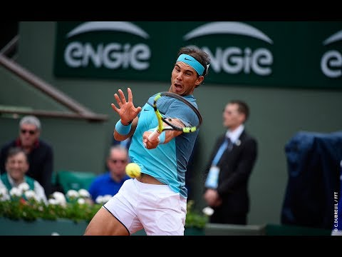 Match of the day #12   Rafael Nadal v Dominic Thiem  Roland Garros 2017