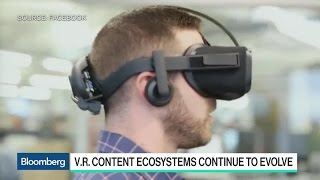 Virtual Reality as an Investment Reality