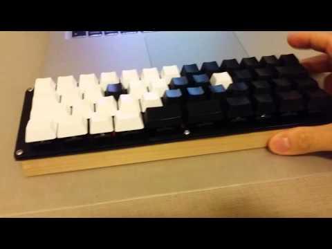 A DIY Bluetooth Mechanical Keyboard