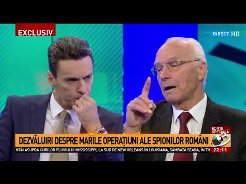 """Filip Teodorescu: """"Pacepa a murit!"""""""