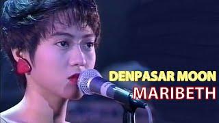 Denpasar Moon & Lirik-Maribeth-Kolapi