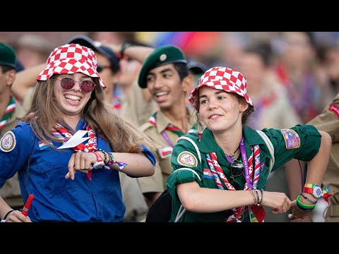 24th World Scout Jamboree Update – Scouts from Around World