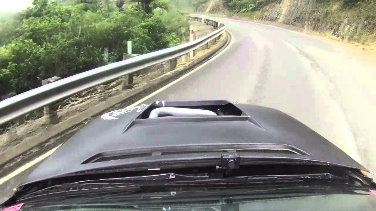 Freshly whipped cam vernon targa 4 touge youtube for Camera targa
