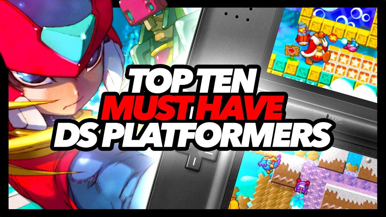 Top Ten Best Nintendo DS Platformers - YouTube