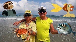 За ПЕНСИЮ путешествуем по МИРУ! Самый красивый Остров Вьетнама - Кон Дао
