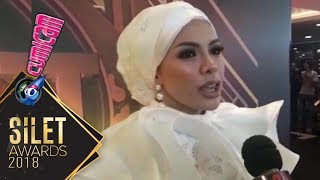 Masuk Dua Nominasi di Silet Awards 2018, Nikita Mirzani Tampil Modis - Cumicam 12 November 2018