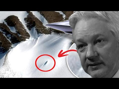 Wikileaks = USA At War With UFO's In Antarctica?