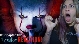 IT CHAPTER TWO Official Teaser Trailer REACTION and Review