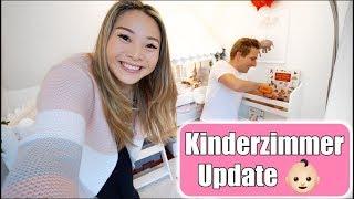Elisas neuer Bücherschrank 😍 Möbel aufbauen mit Justus! Kinderzimmer Update   Vlogmas   Mamiseelen
