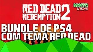 PS Classic não receberá mais jogos e Bundles de PS4 com RED DEAD REDEMPTION 2