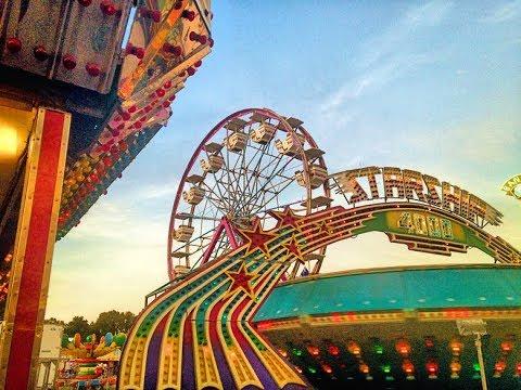 The Cullman County Fair  Experience