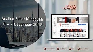 Analisa Forex Mingguan periode 3 – 7 Desember 2018