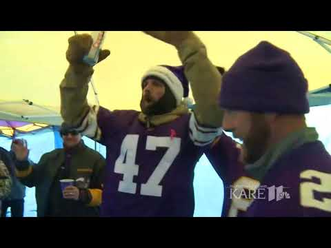 Vikings fans face new restrictions at parking lots near U.S. Bank Stadium