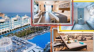 ✈ Rubi Platinum Spa Resort & Suites - Турция, Анталия (Авсаллар)(Обзор отеля в Турции - Rubi Platinum Spa Resort & Suites 5* - Турция, Анталия (Авсаллар). Новый отель, открыт в апреле 2014 года..., 2015-02-24T08:34:18.000Z)