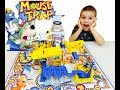 Kids Games | Mouse Trap | Board Games for Kids