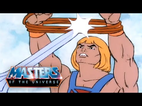 He Man   Quest For The Sword  He Man Full Episodes  Cartoons for kids  Retro Cartoons