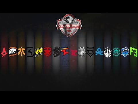 PGL Major Krakow 2017 - SK Gaming vs. Penta Sports (Inferno)