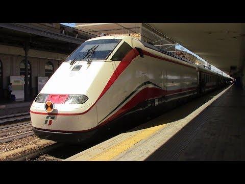 Trenitalia Frecciabianca ES8889 Modena ⇒ Bologna Centrale ⇒ Rimini