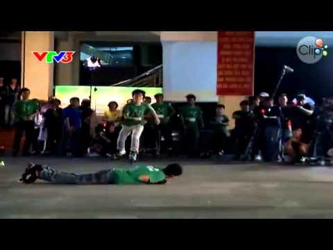 Trượt patin tạo ra lửa Việt Nam