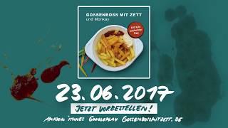 Gossenboss mit Zett und Monkay - 100 Kilo schlechter Rap SNIPPET