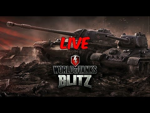 LIVE - World of Tanks Blitz