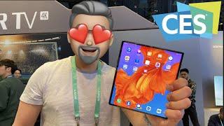 Mi experiencia Huawei Mate X, PERO.....    #CES2020
