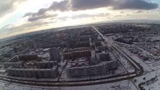 Высота 200 метров Ульяновск Новый Город