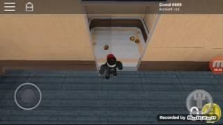 Very crazy Elevator (ROBLOX)