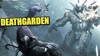 DEATHGARDEN - EL DEAD BY DAYLIGHT CON ARMAS DE FUEGO | Gameplay Español