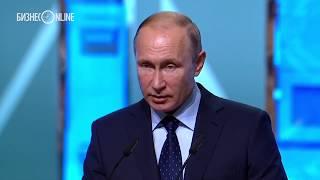 Путин: «Перед гостями чемпионата предстала не какая-то витрина, а настоящая Россия»
