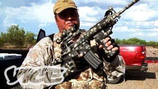 Interview with J.T. Ready & His Border Militia
