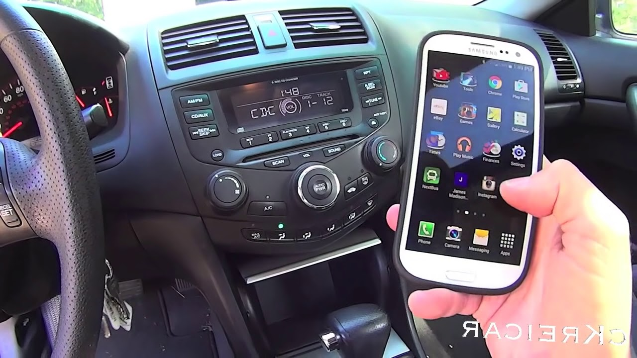 How to get bluetooth on Factory Car Stereo (M.Costa) - YouTube