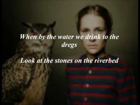Agnes Obel - Riverside - Lyrics