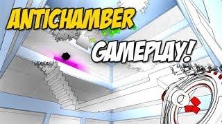 Antichamber - Gameplay e Comentário