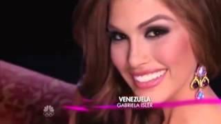 Gabriela Isler, Resumen Miss Universo 2013