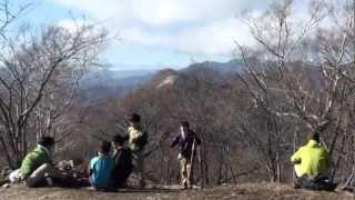 鷹ノ巣山登山東日原から Mt. Takanosu climbing From higashinippara