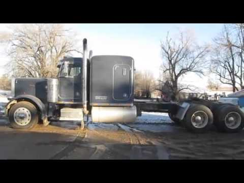 1984 PETERBILT 359 For Sale - YouTube