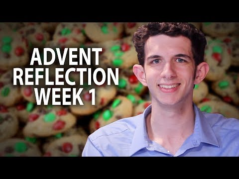 Christmas Cookies and Flour Fights: Advent Reflection Week 1
