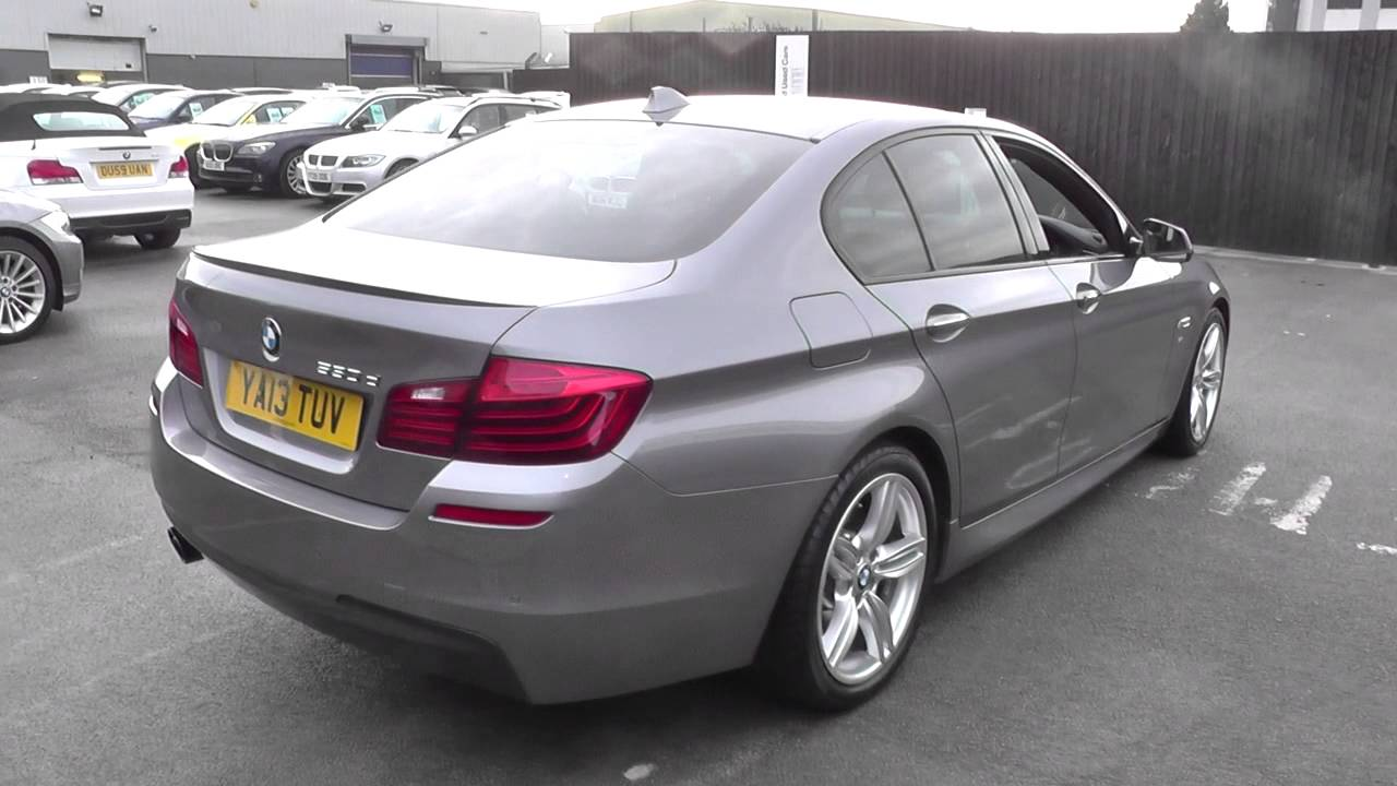bmw 5 series saloon f10 530d m sport saloon n57 z524 u12136 youtube. Black Bedroom Furniture Sets. Home Design Ideas