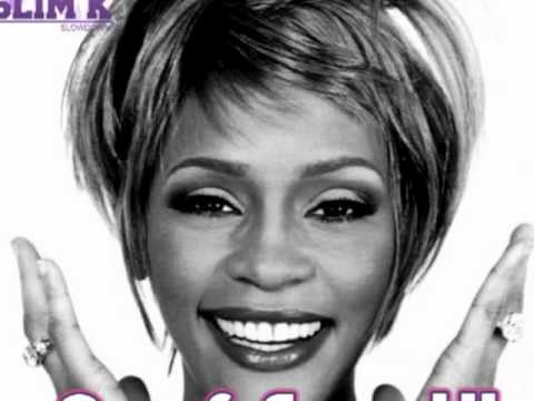 Whitney Houston - How Will I Know (Chopped & Screwed by Slim K) (RIP)