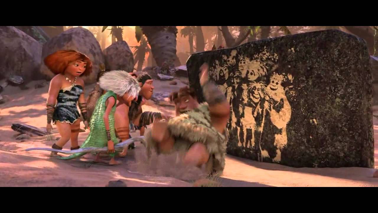 c11350bd17fa2 How Croods Family Take a Photo - YouTube