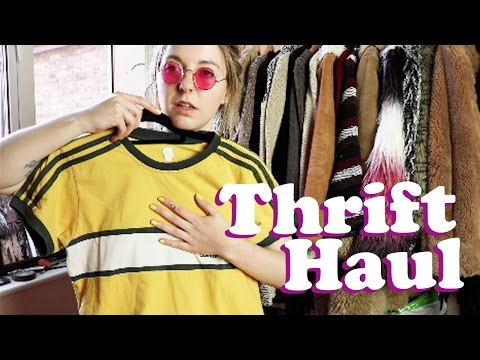 May Thrift Haul: French Flea Markets | Tuesday's Child