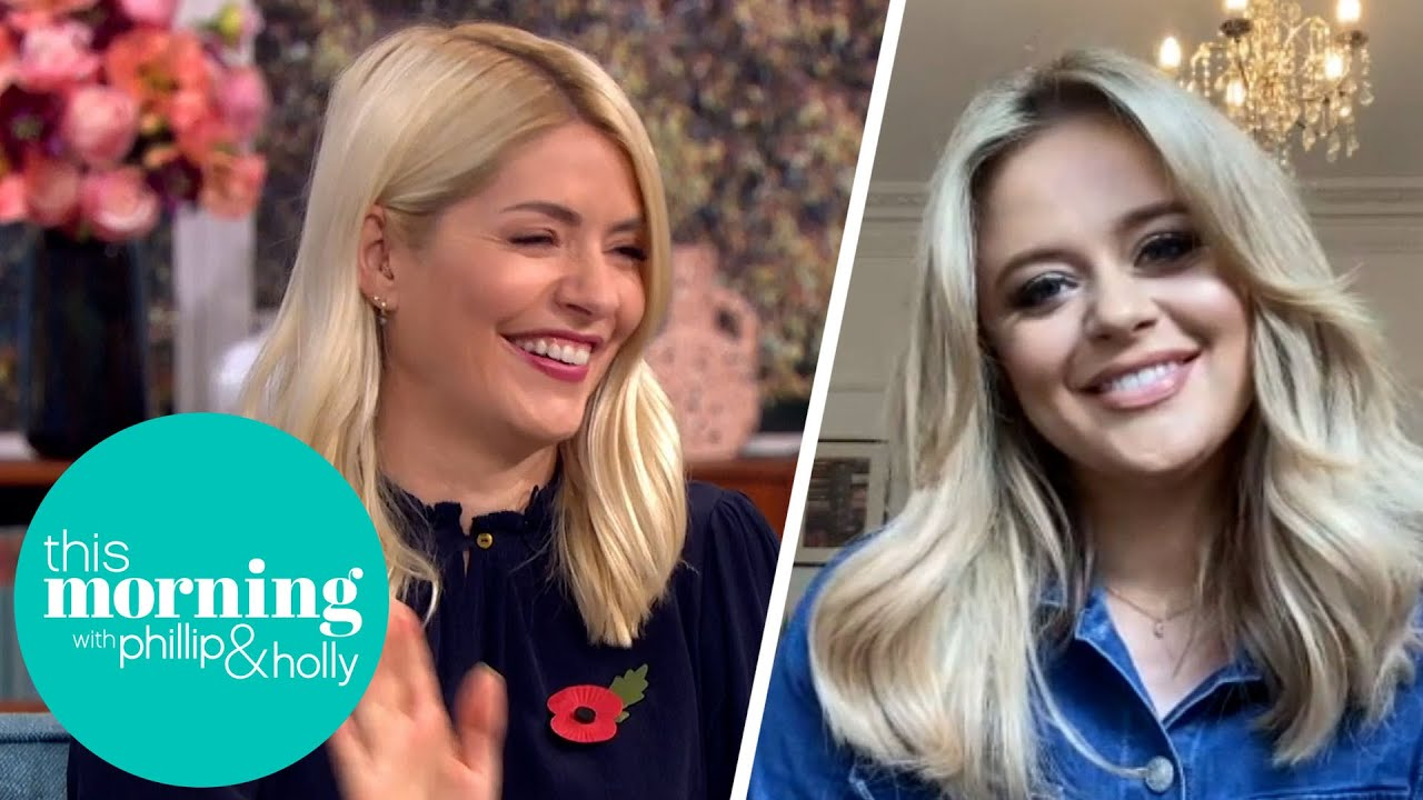 """Download Phil & Holly in Hysterics at Emily Atack and """"Holly's Farts"""" 