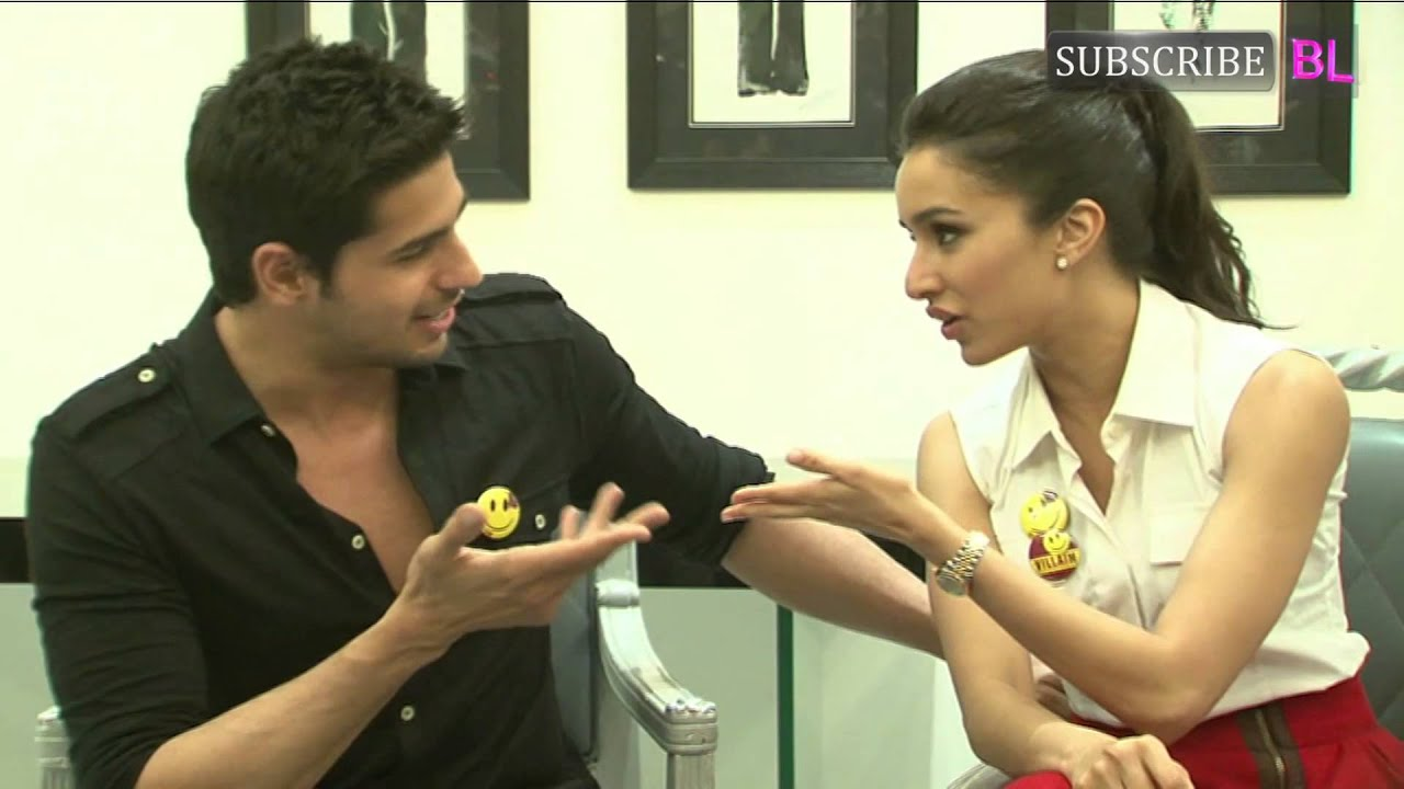 Interview with Sidharth Malhotra and Shraddha Kapoor for movie Ek Villain | Part 2