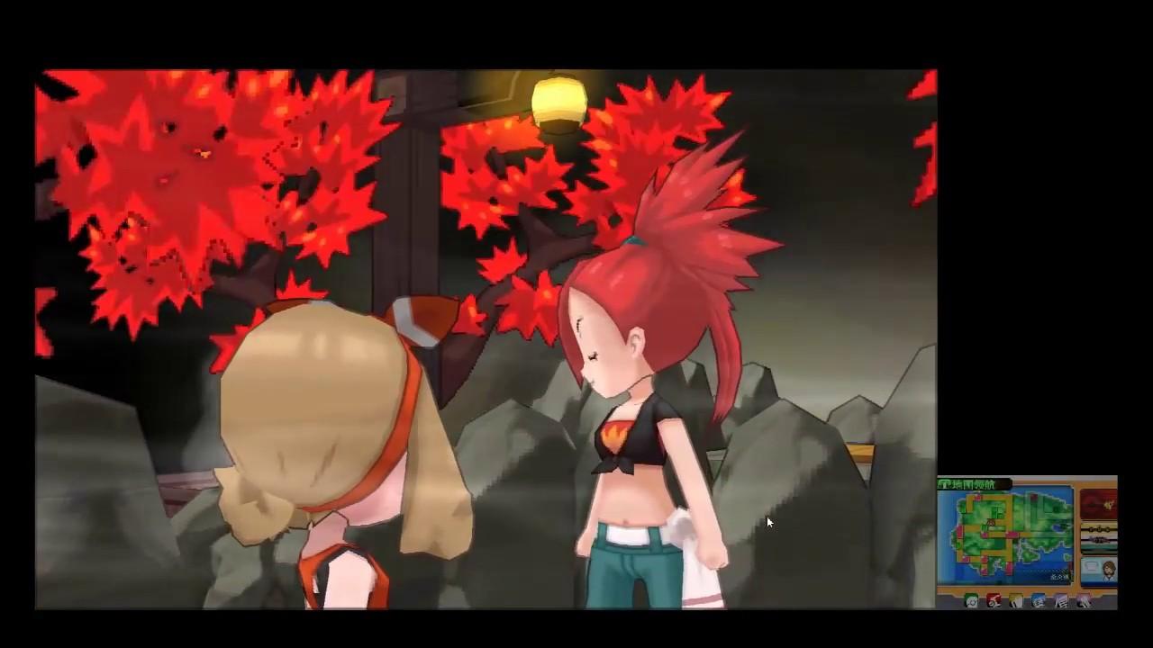 【精灵宝可梦红宝石】第六期,挑战第四个道馆,非常艰难的打赢了