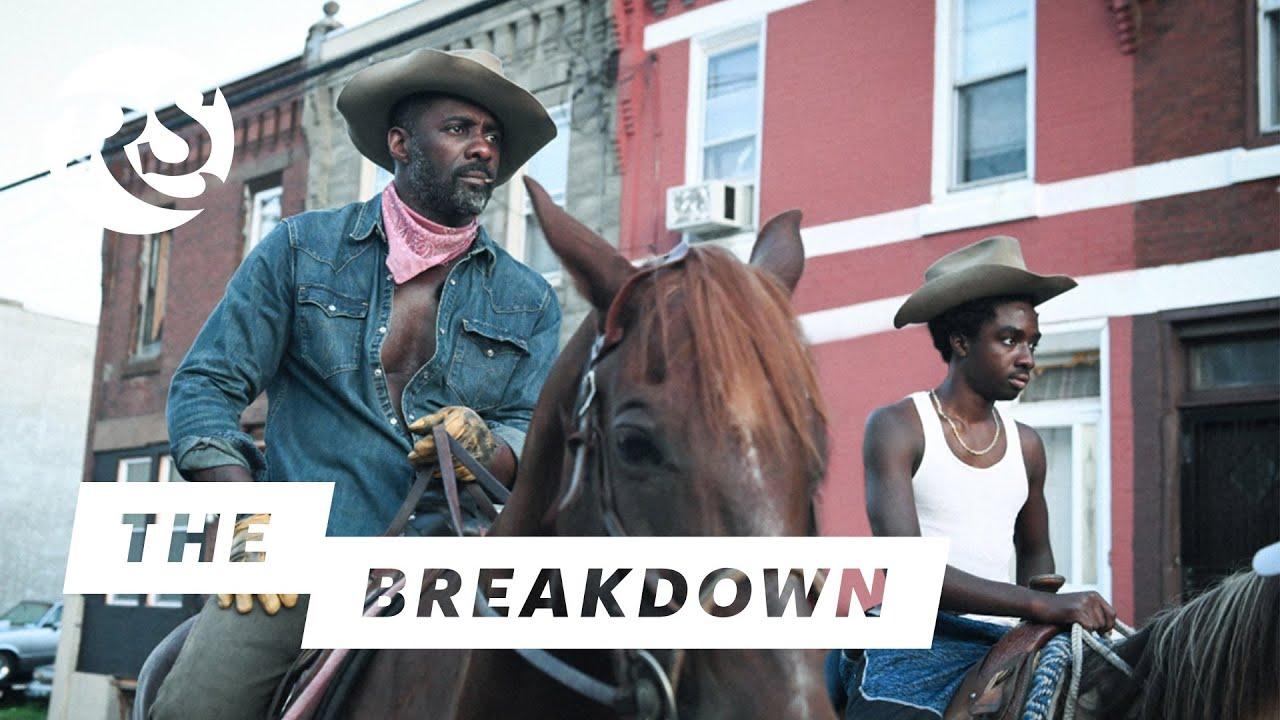 Caleb McLaughlin Discusses His Feature Film Debut in Netflix's 'Concrete Cowboy' | The Breakdown