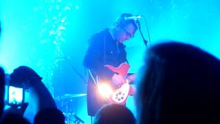 TIME WILL BRING YOU WINTER/DOWN IN THE WOODS - RICHARD HAWLEY LIVE 2012