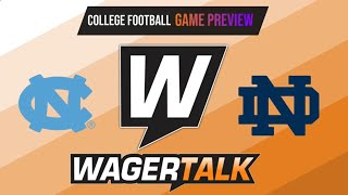 Notre Dame vs North Carolina Picks, Predictions and Odds   ND vs UNC Football Preview   Oct 30